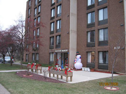 Image of Saucon Manor Apartments in Hellertown, Pennsylvania