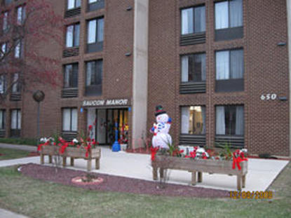 Image of Saucon Manor Apartments