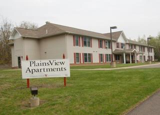 Image of Plainsview Apartments in Wilkes-Barre, Pennsylvania