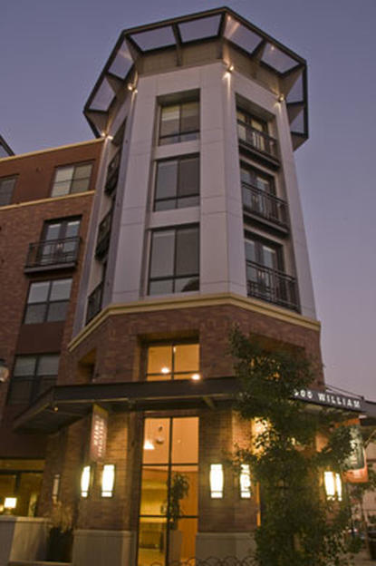 Image of The Uptown Apartments in Oakland, California