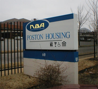 Image of Poston Housing in Memphis, Tennessee