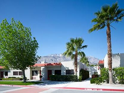 Vista Del Monte Co Op Palm Springs Ca Low Income Apartments