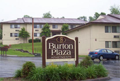 Image of Burton Plaza Apartments in Rogersville, Tennessee