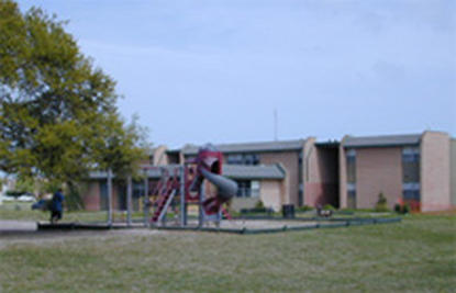 Image of Glenoak Apts. in Corpus Christi, Texas