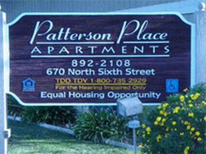Image of Patterson Place Apartments in Patterson, California