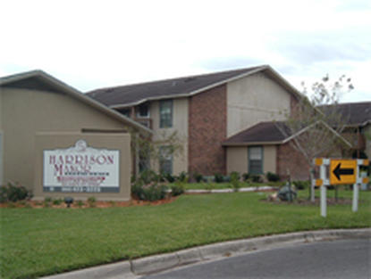 Image of Harrison Manor Apts. in Harlingen, Texas