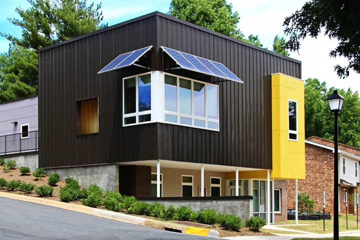 Image of Greenstone on 5th Apartments in Charlottesville, Virginia