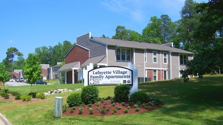 Image of Lafayette Family Apartments in Williamsburg, Virginia