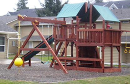 Image of Woodsvilla Apartments in Elma, Washington