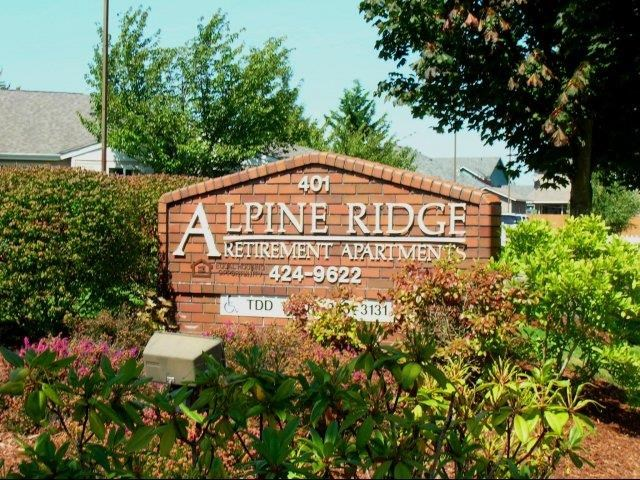 Image of Alpine Ridge Apartments in Mount Vernon, Washington