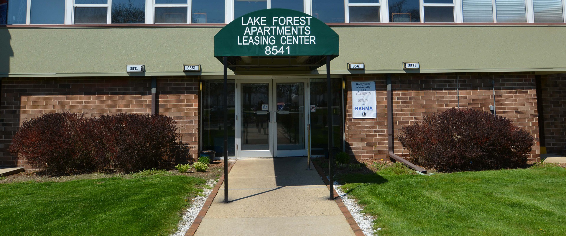 Image of Lake Forest in Milwaukee, Wisconsin