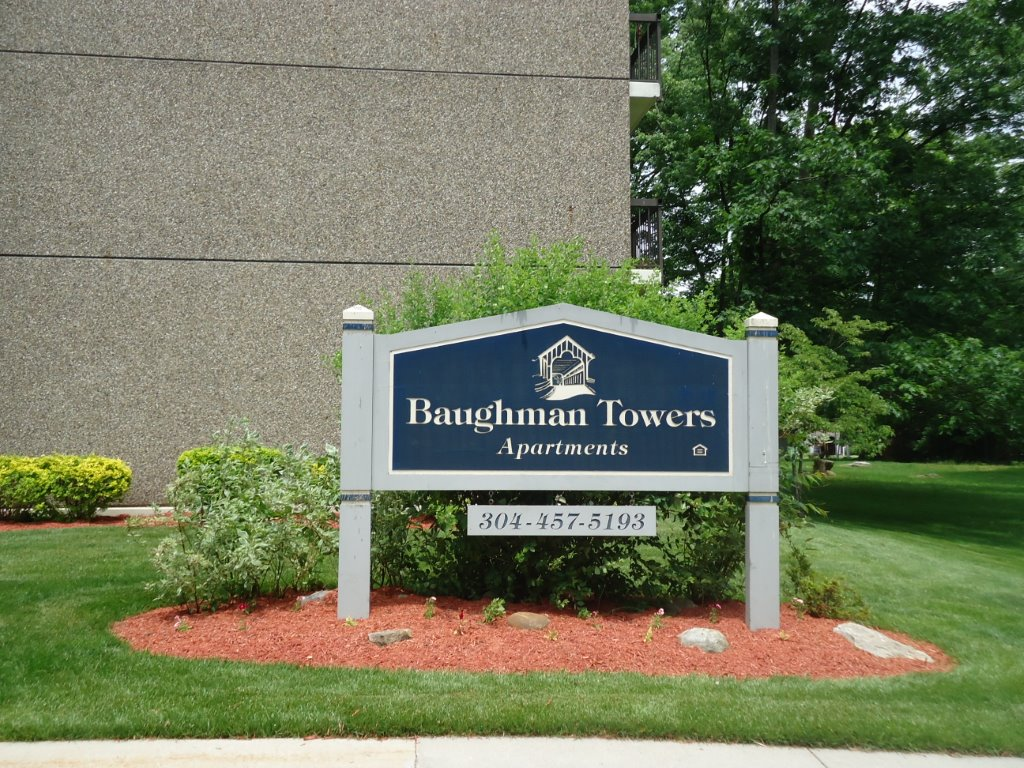 Image of Baughman Towers in Philippi, West Virginia