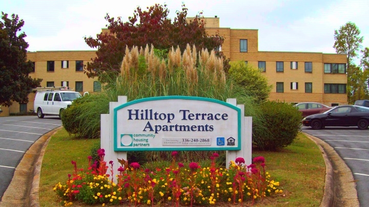 Image of Hilltop Terrace Apartments in Lexington, North Carolina