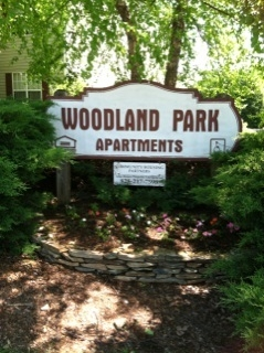 Image of Woodland Park Apartments in Hickory, North Carolina