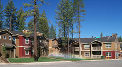 Image of Henness Flats Apartments in Truckee, California