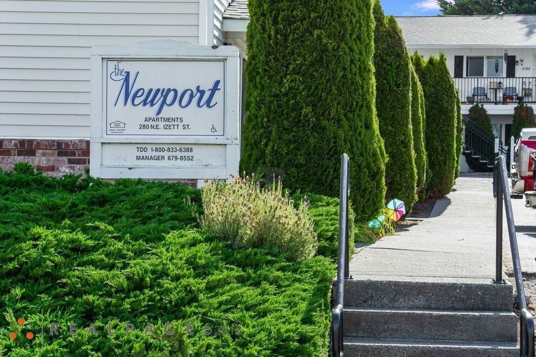 Image of Newport Apartments in Oak Harbor, Washington