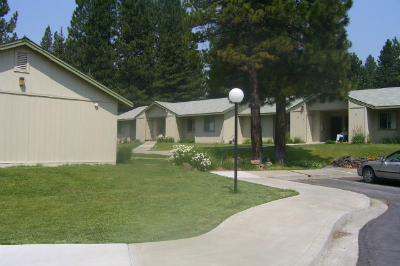 Image of Westwood Senior Apartments in Westwood, California