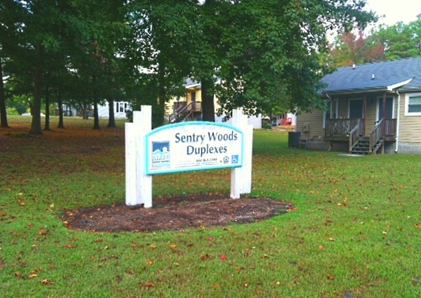 Image of Sentry Woods Aparments in Petersburg, Virginia