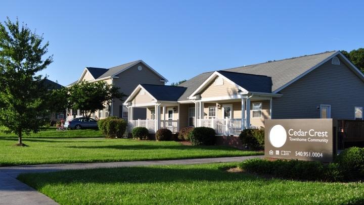 Image of Cedar Crest I in Blacksburg, Virginia