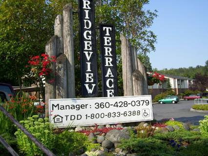 Image of Ridgeview Terrace Senior Apartments in Mount Vernon, Washington