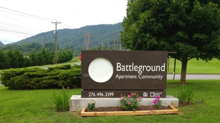 Image of Battleground Apartments in Saltville, Virginia
