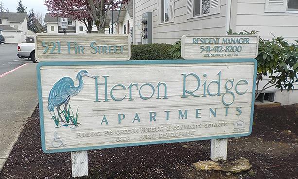 Image of Heron Ridge Apts in Brookings, Oregon