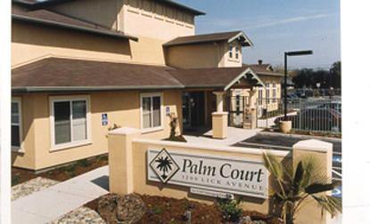 Image of Palm Court in San Jose, California
