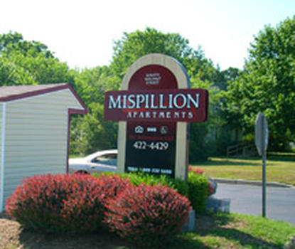 Image of Mispillion Apartments in Milford, Delaware