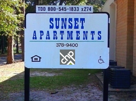 Image of Sunset Apartments in Gainesville, Florida