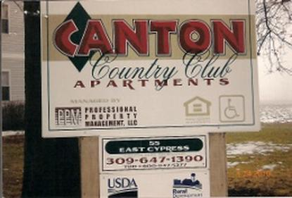 Image of Canton Country Club Apartments