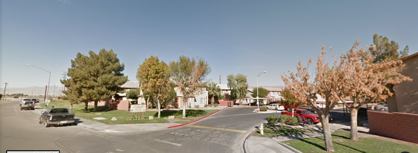 Image of Casa Maria Apartments in Coachella, California