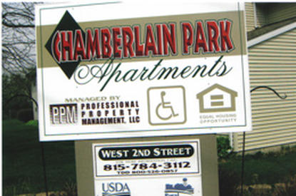 Image of Chamberlain Park Apartments in Genoa, Illinois