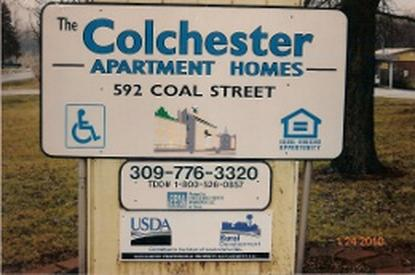 Image of Colchester Apartments in Colchester, Illinois