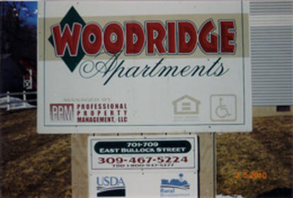 Image of Woodridge Apartments of Eureka in Eureka, Illinois