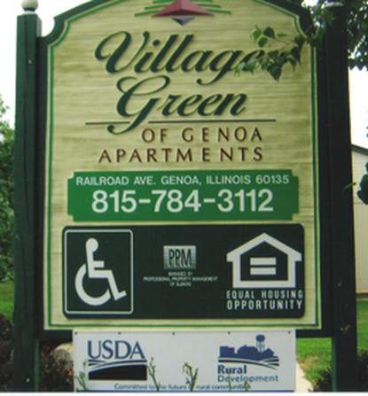 Image of Village Green Genoa Apartments