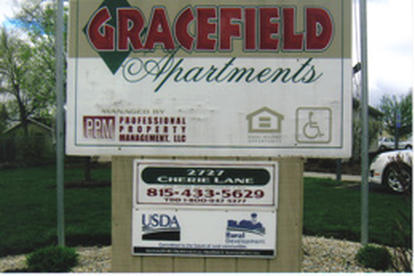 Image of Gracefield Apartments in Ottawa, Illinois
