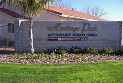 Image of Heritage Park at Hanford Apartments in Hanford, California