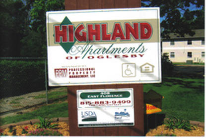 Image of Highland Oglesby Apartments