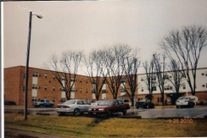Image of Hillcrest Apartments in Alton, Illinois
