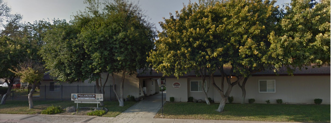 Image of MacArthur Apartments in Los Banos, California