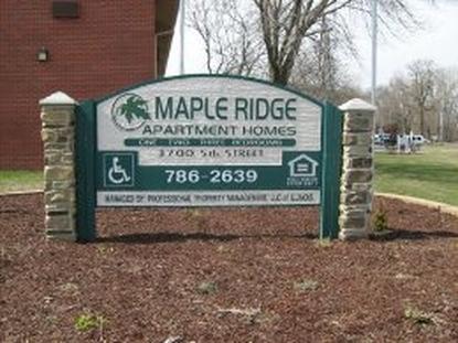 Image of Maple Ridge Apartments