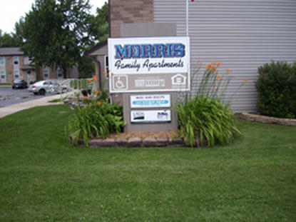 Image of Morris-Family Apartments in Morris, Illinois