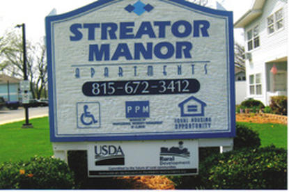 Image of Streator Manor Apartments