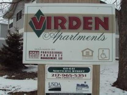 Image of Virden Apartments in Virden, Illinois