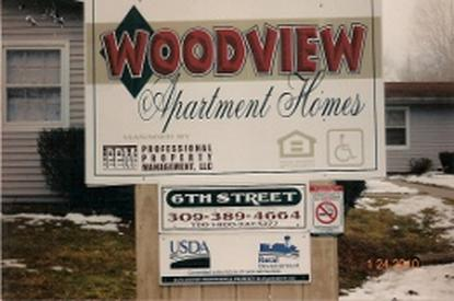 Image of Woodview Apartments I in Glasford, Illinois