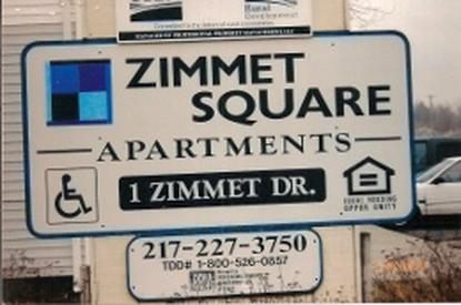 Image of Zimmet Square Apartments