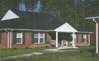 Image of Peele Manor Apartments in Blackstone, Virginia