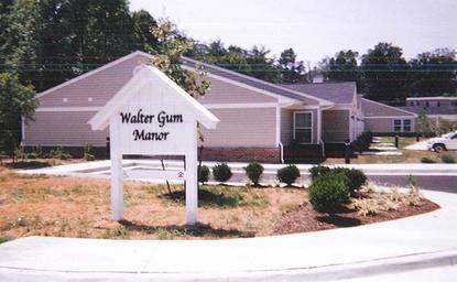 Image of Walter Gum in Appomattox, Virginia