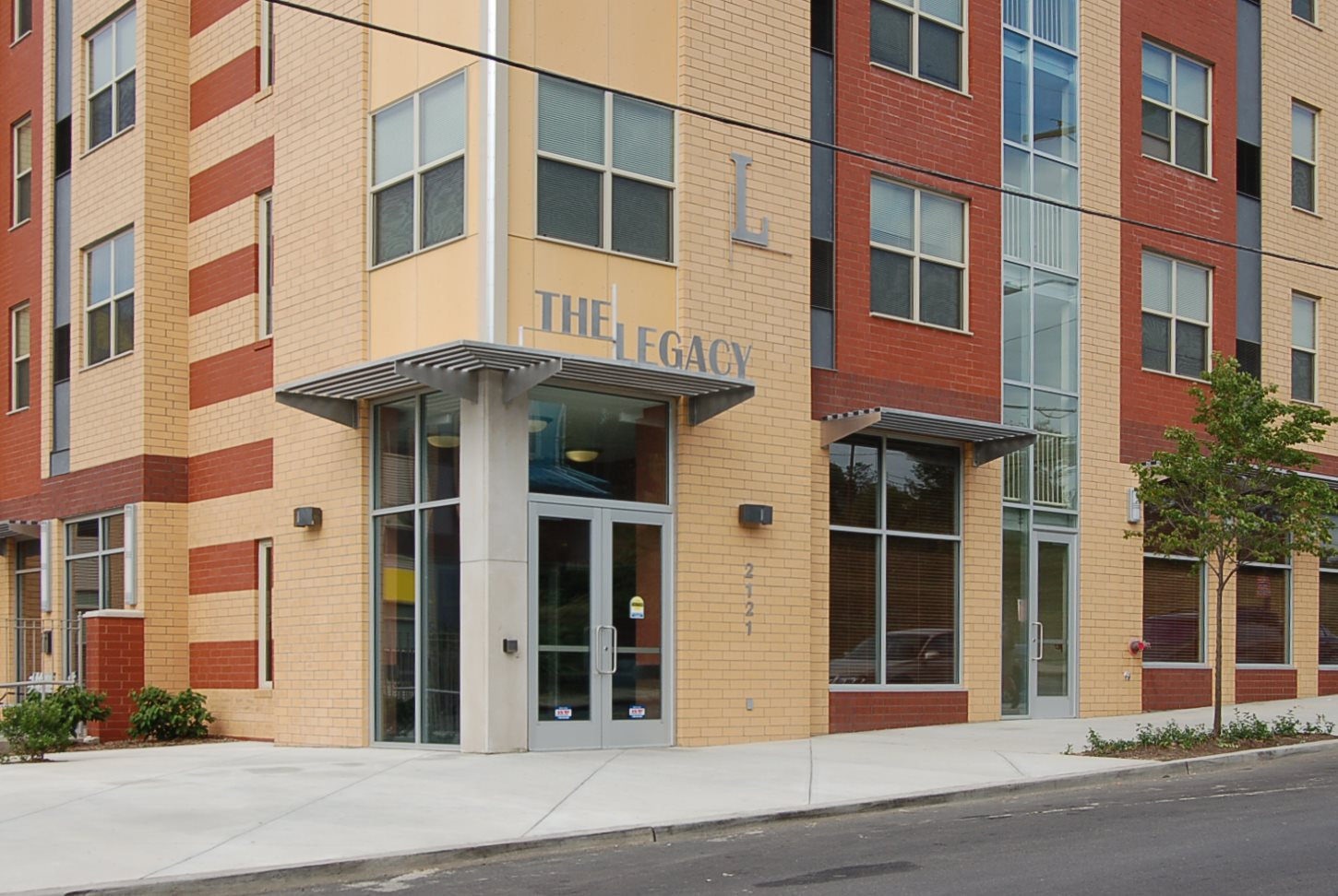 Image of The Legacy Apartments in Pittsburgh, Pennsylvania