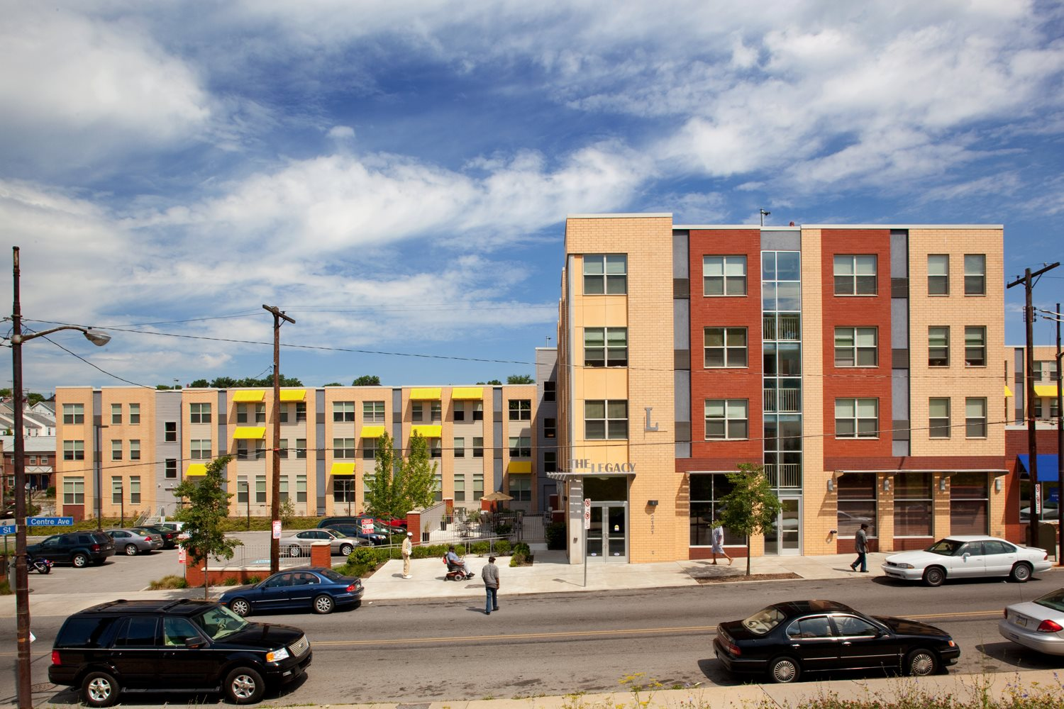 Image of The Legacy Apartments